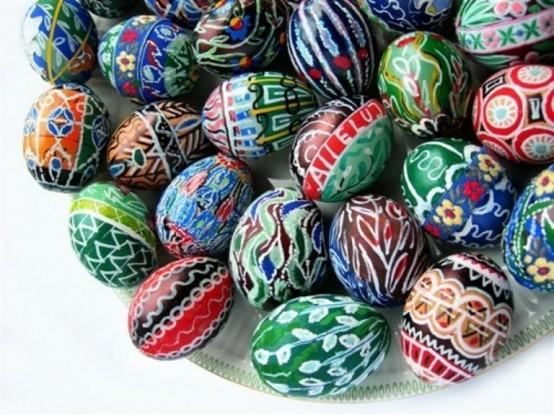 Πασχαλινή-διακόσμηση-με-αυγά7